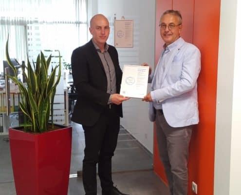 CrefoZert Herr Holling 2017 PTC GPS-Services GmbH