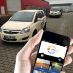 Mobile-Zeiterfassung-Taxi